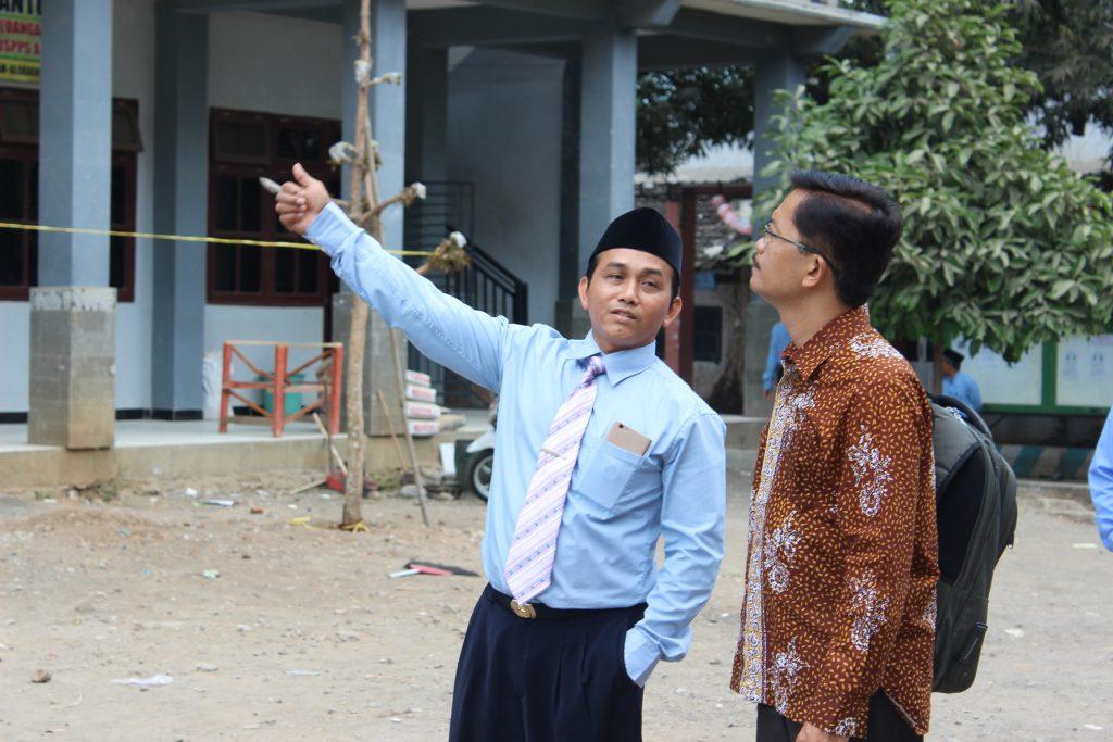 SMA Darussalam Kedatangan Tim Accesor Akreditasi dari Diknas Provinsi Jawa Timur