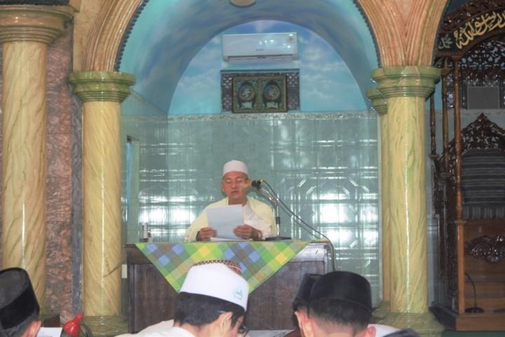 Ijazah Langsung dari Sanad Syek Abdul Karim Al Mudaris Irak