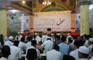 KH. Ahmad Mubasyir Syafa'at Pimpin Pembacaan Shimtud Duror
