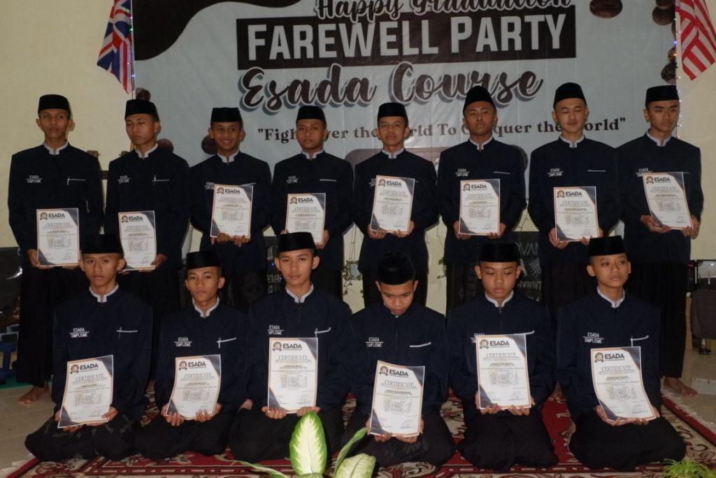 Farewell Party Seminggu Setelah Haflah Gard