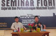 Seminar Fiqh Sukses Terlaksana di Madrasah Barat